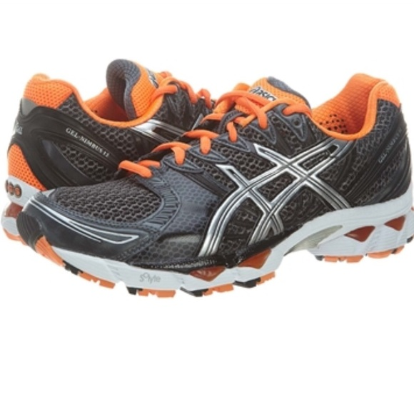 Men's ASICS gel Nimbus 12 running shoes